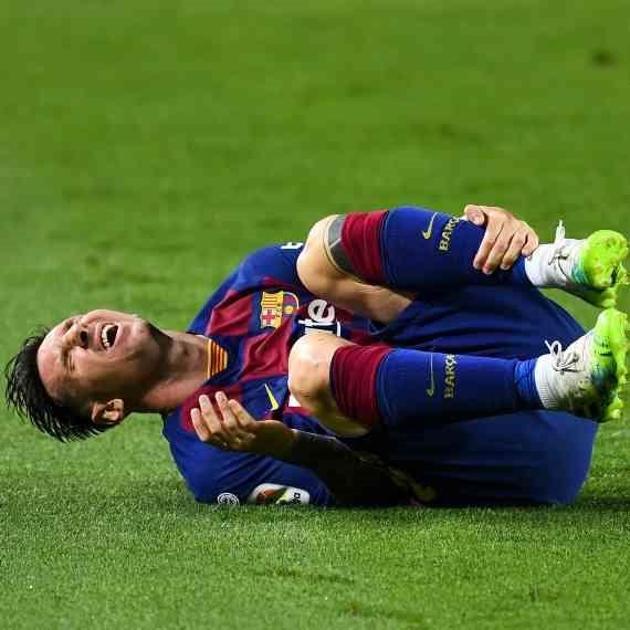 הסוף של מסי בברצלונה?