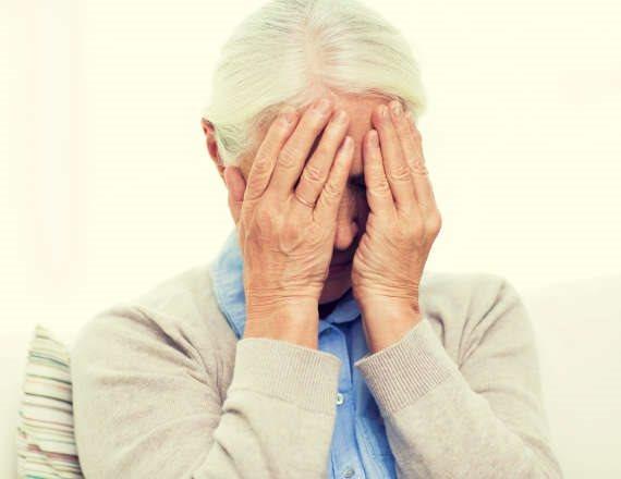 """מאזינה: """"אמי סובלת מהתפרצויות זעם"""""""