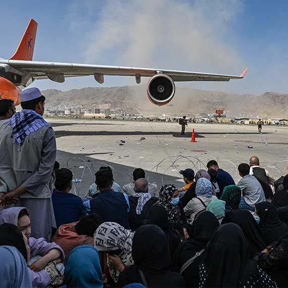 אפגניסטן אחרי השתלטות טליבאן
