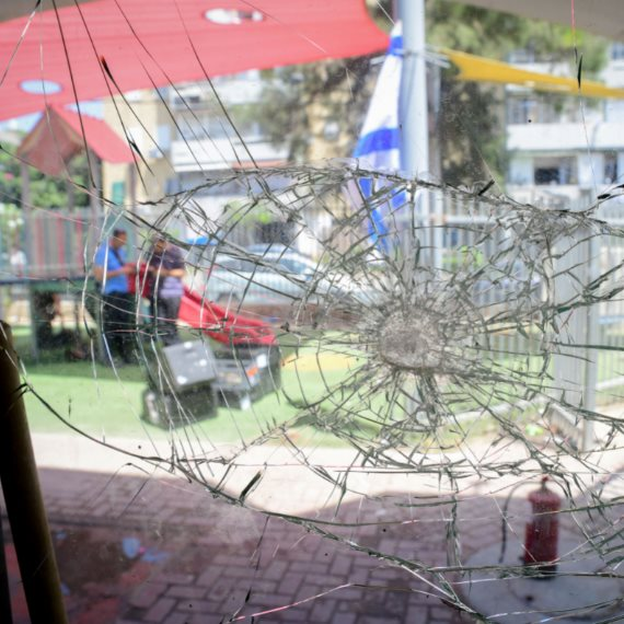 מהומות בלוד - צילום ארכיון