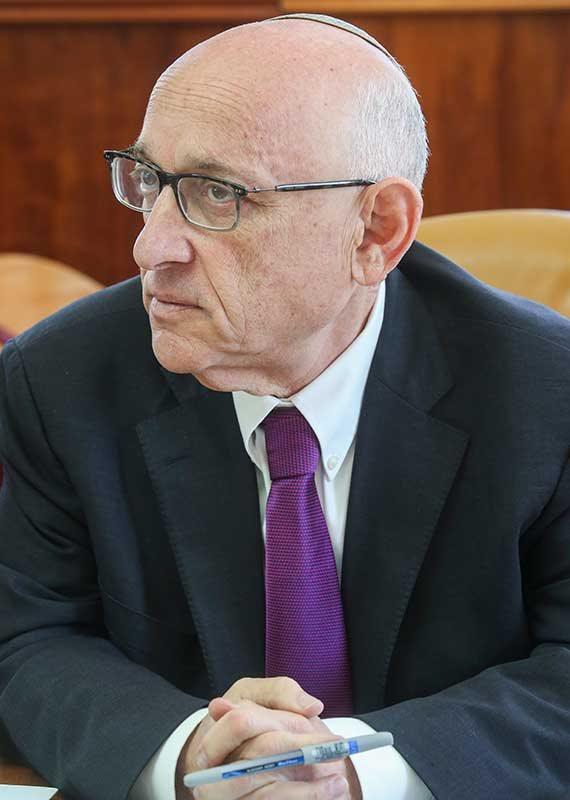 פרופ' יעקב נגל, 2017