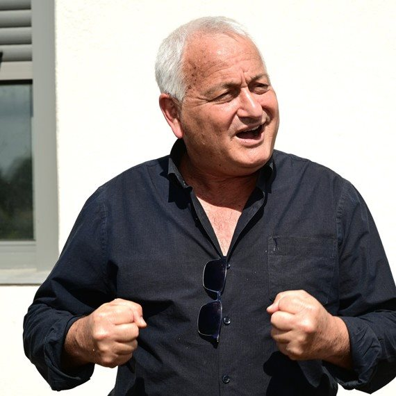 "סגן שר הביטחון, ח""כ אלון שוסטר"