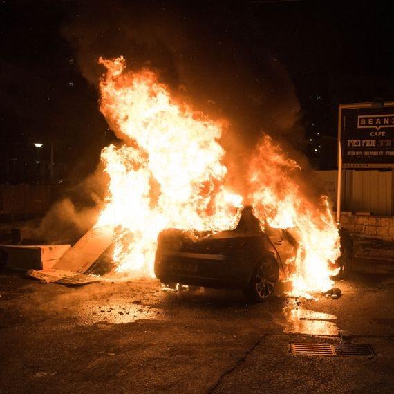 המהומות בעכו במבצע 'שומר החומות'