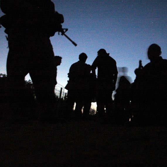 """חיילי צה""""ל (צילום ארכיון)"""