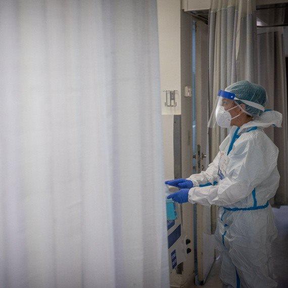 קורונה בבית החולים