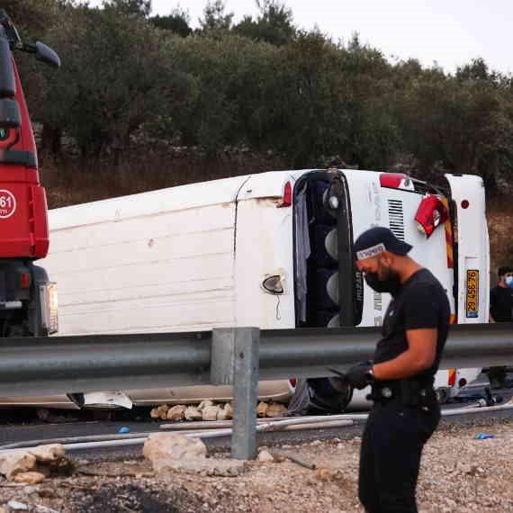 תאונת הדרכים בגליל