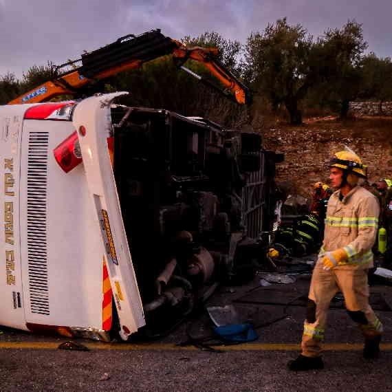הסיקור לתאונות הדרכים מוגזם?