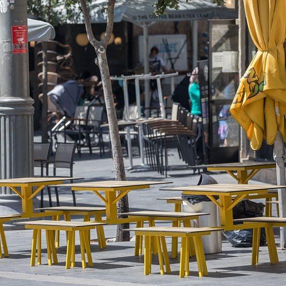 מסעדות סגורות בקורונה- צילום ארכיון