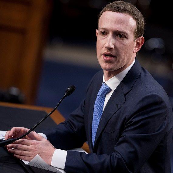 """מייסד ומנכ""""ל פייסבוק, מארק צוקרברג"""