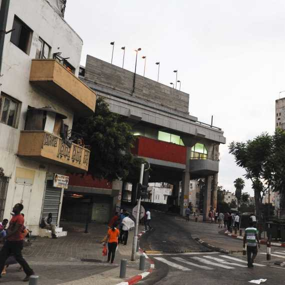 התחנה המרכזית בדרום תל אביב