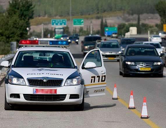 משטרת ישראל (ארכיון - למצולמים אין קשר לכתבה)
