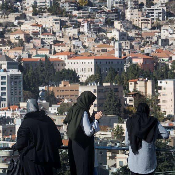 ערביי ישראל - צילום ארכיון (למצולמים אין קשר לכתבה)