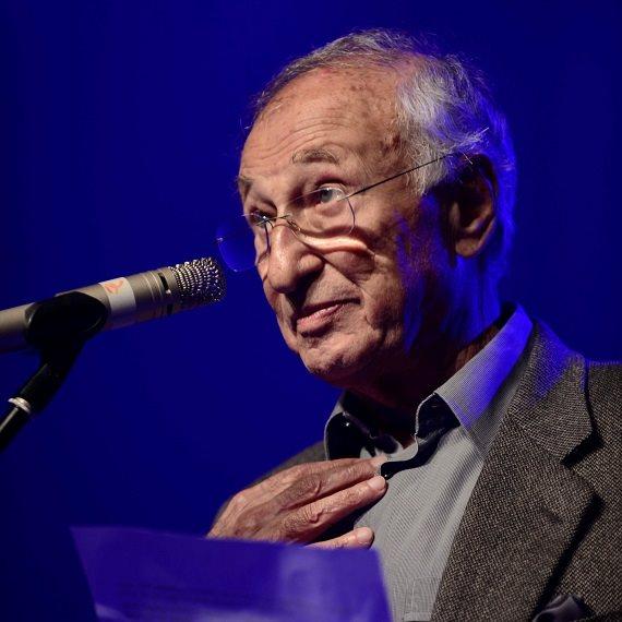 דובי זלצר, חתן פרס ישראל