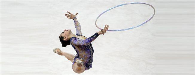 כל הכבוד. לינוי אשרם // צילום ארכיון: Getty Images