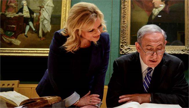 ראש הממשלה בנימין נתניהו ורעייתו שרה // צילום ארכיון: אבי אוחיון/לע
