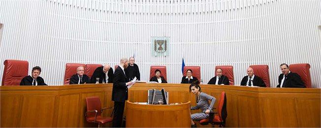 בית המשפט העליון // צילום ארכיון: דודי ועקנין